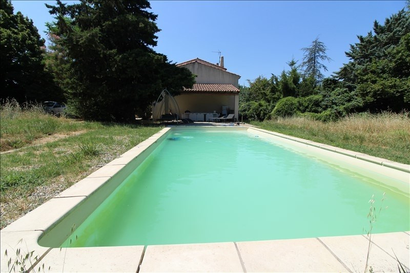 Deluxe sale house / villa Mimet 499000€ - Picture 2