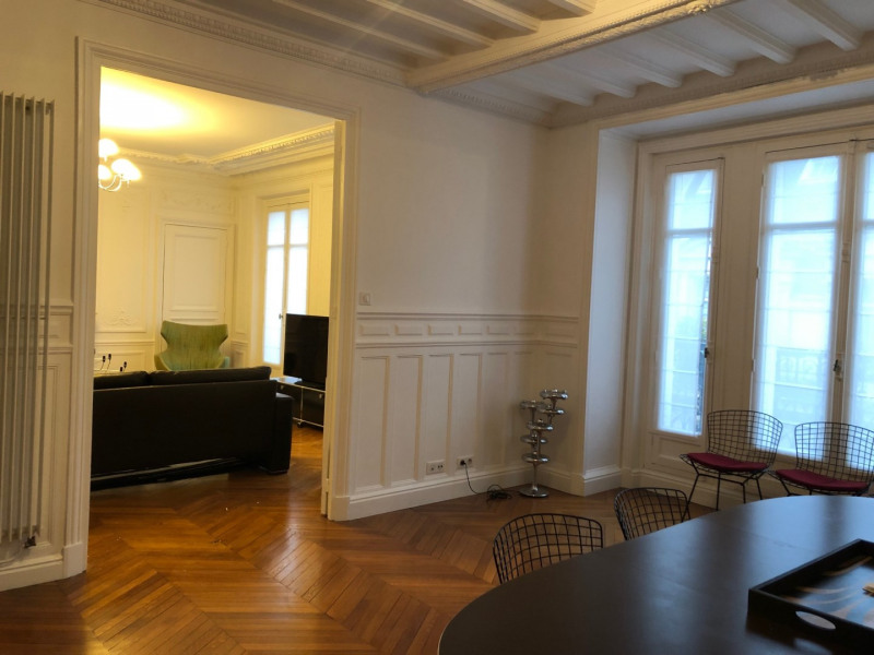 Rental apartment Paris 9ème 6 000€ CC - Picture 2
