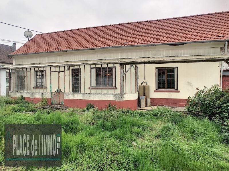 Vente maison / villa St riquier 50000€ - Photo 2