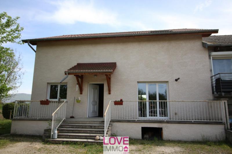 Vente maison / villa Morestel 197000€ - Photo 1