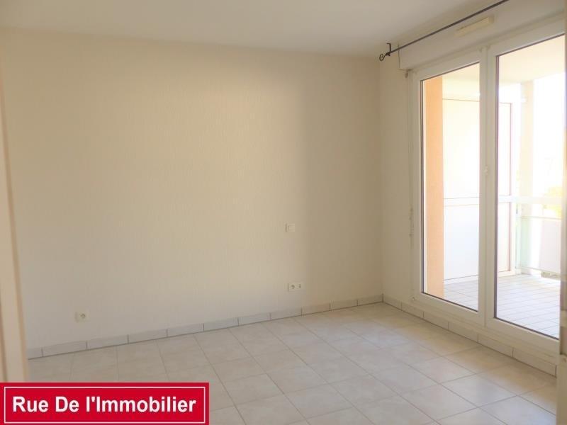 Sale apartment Haguenau 117000€ - Picture 2