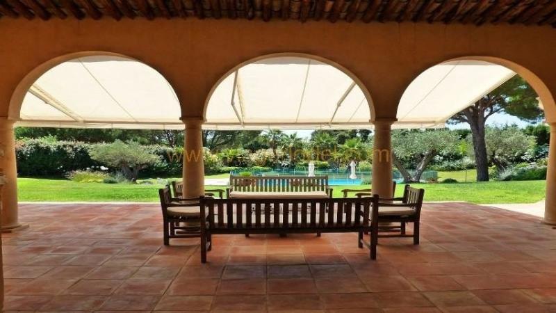 Life annuity house / villa Saint-tropez 7500000€ - Picture 5
