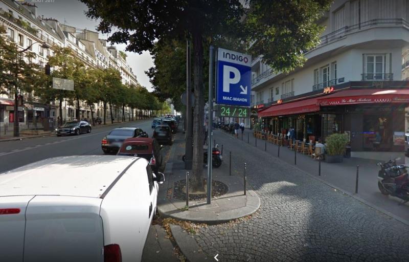 Vente parking Paris 17ème 39000€ - Photo 2