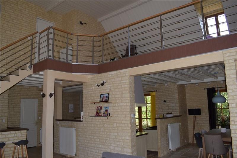 Sale house / villa Breval 339000€ - Picture 5