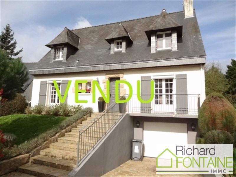 Sale house / villa Cesson sevigne 424350€ - Picture 1