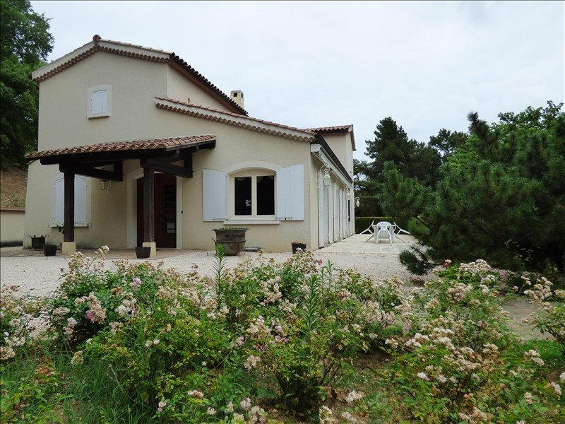 Vente maison / villa Anneyron 473 000€ - Photo 2