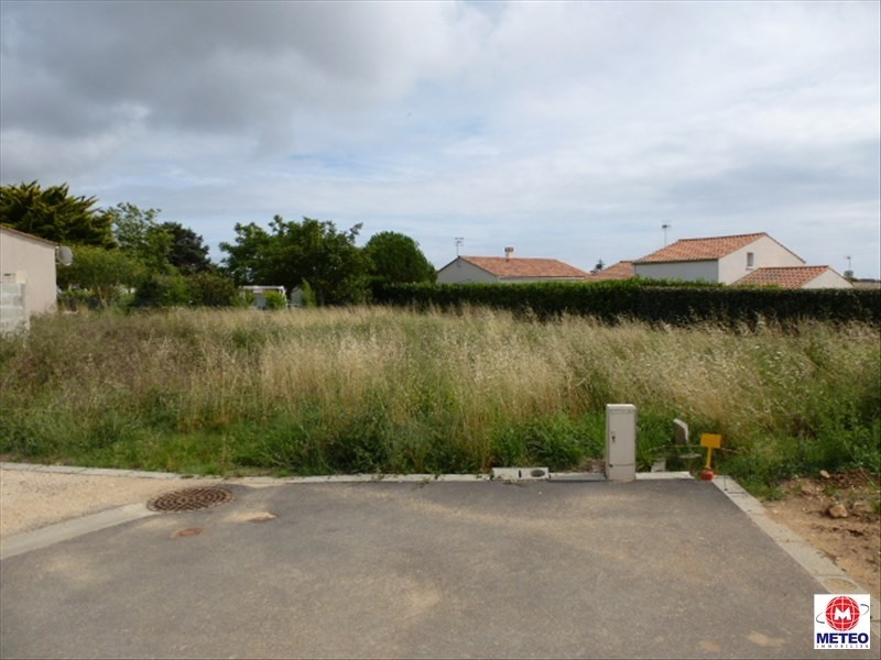 Verkauf grundstück Longeville sur mer 72000€ - Fotografie 2