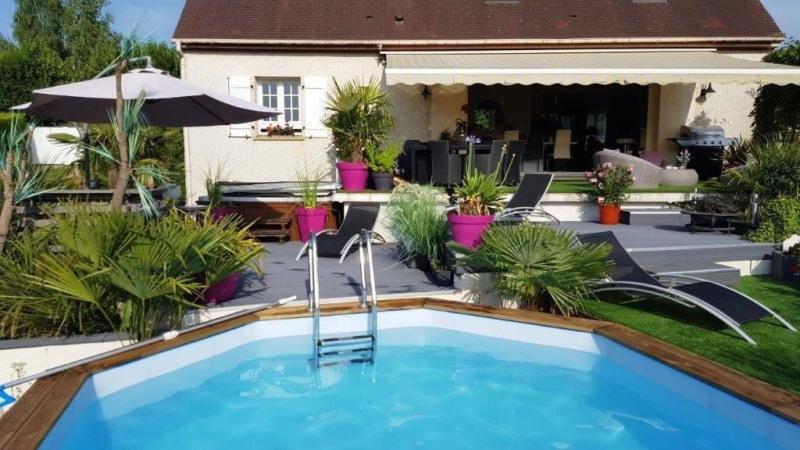 Sale house / villa Mareuil les meaux 430000€ - Picture 1