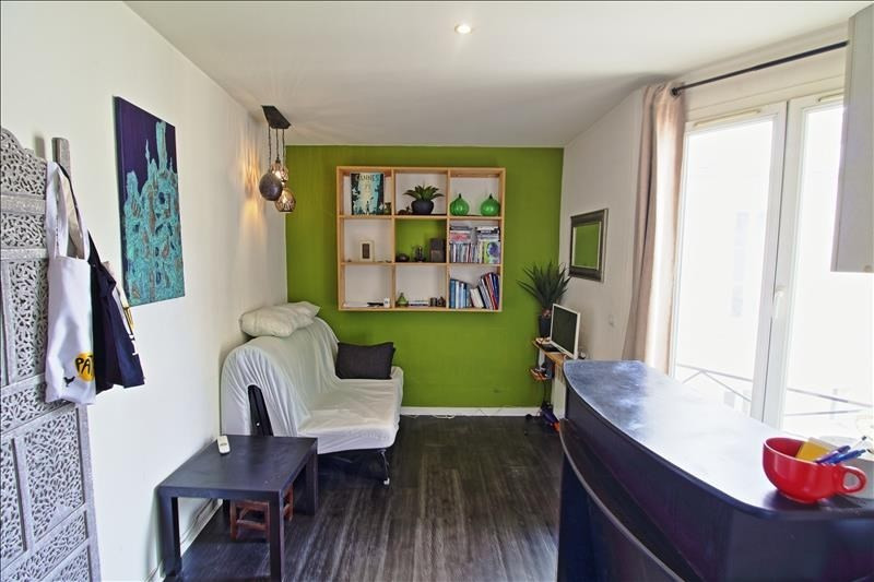 Sale apartment Paris 9ème 156600€ - Picture 1