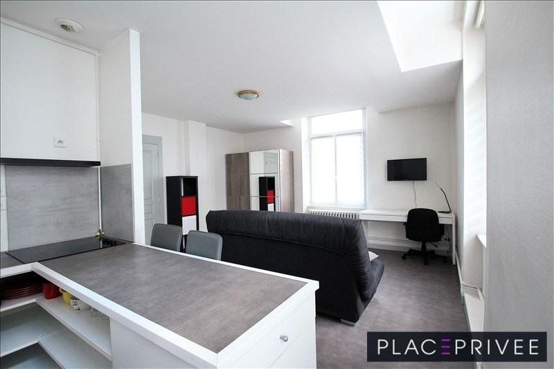 Rental apartment Nancy 455€ CC - Picture 1