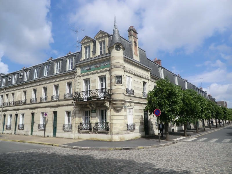Sale apartment Chantilly 379000€ - Picture 3