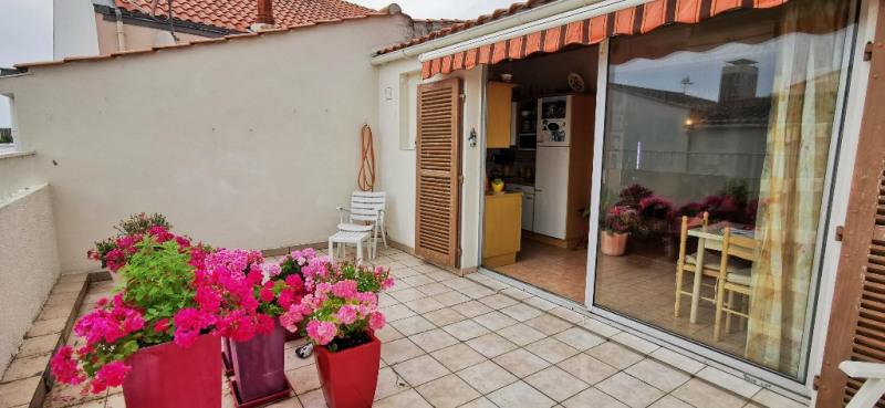 Vente appartement Saint gilles croix de vie 274400€ - Photo 1