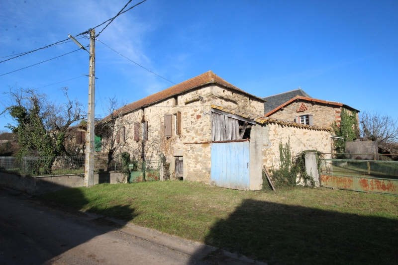 Vente maison / villa Saint christophe 136 500€ - Photo 5