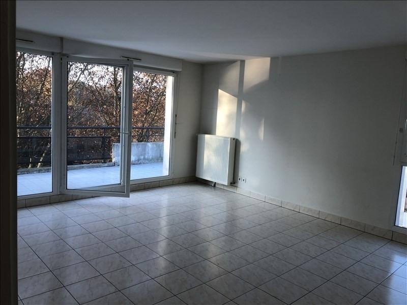 Rental apartment Illkirch graffenstaden 1091€ CC - Picture 2