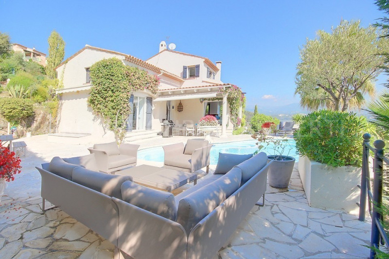 Vente de prestige maison / villa Mandelieu 1190000€ - Photo 10