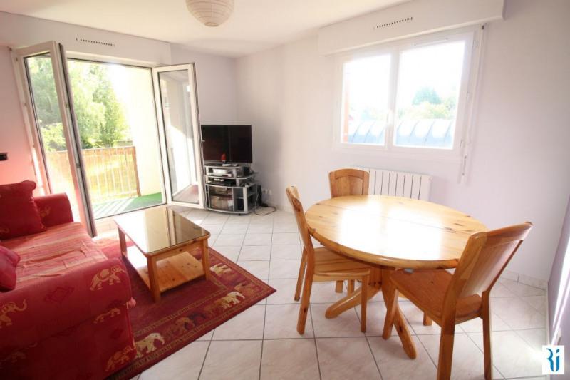 Sale apartment Bois guillaume 112000€ - Picture 2