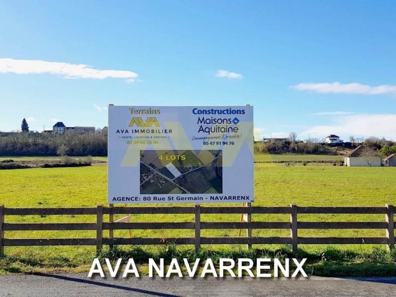 Venta  terreno Navarrenx 91000€ - Fotografía 1