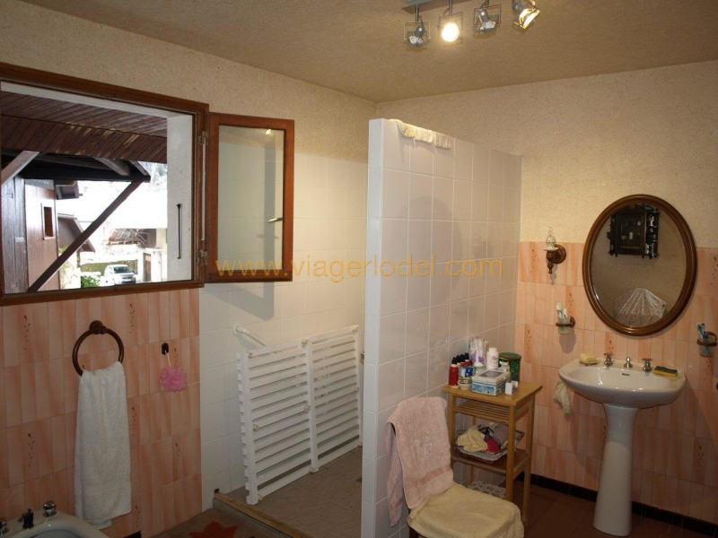Life annuity apartment Doussard 82 500€ - Picture 10