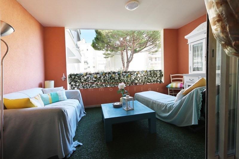 Vente de prestige appartement Juan-les-pins 377000€ - Photo 3