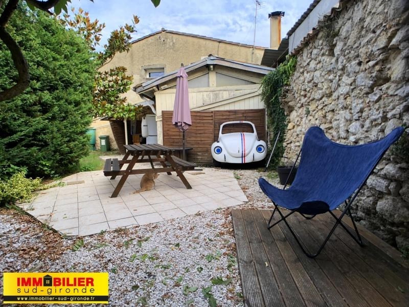 Vente maison / villa Podensac 160 600€ - Photo 8