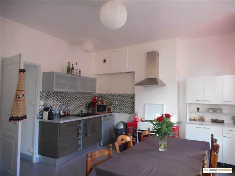 Location appartement Fauville en caux 551€ CC - Photo 1