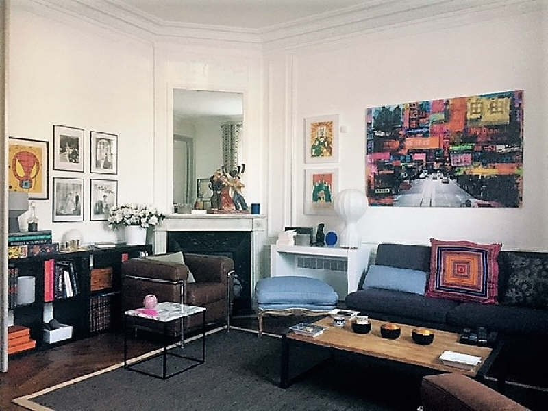 Alquiler  apartamento Paris 7ème 2050€ CC - Fotografía 3