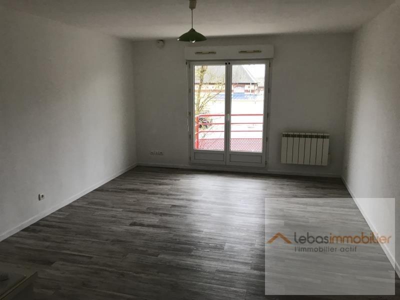 Rental apartment Yvetot 370€ CC - Picture 5