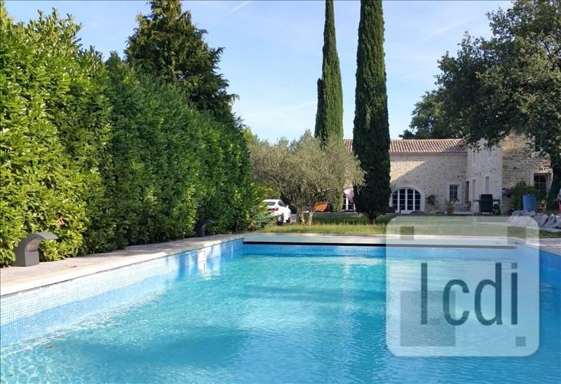 Vente de prestige maison / villa Saint-gervais-sur-roubion 1035000€ - Photo 1