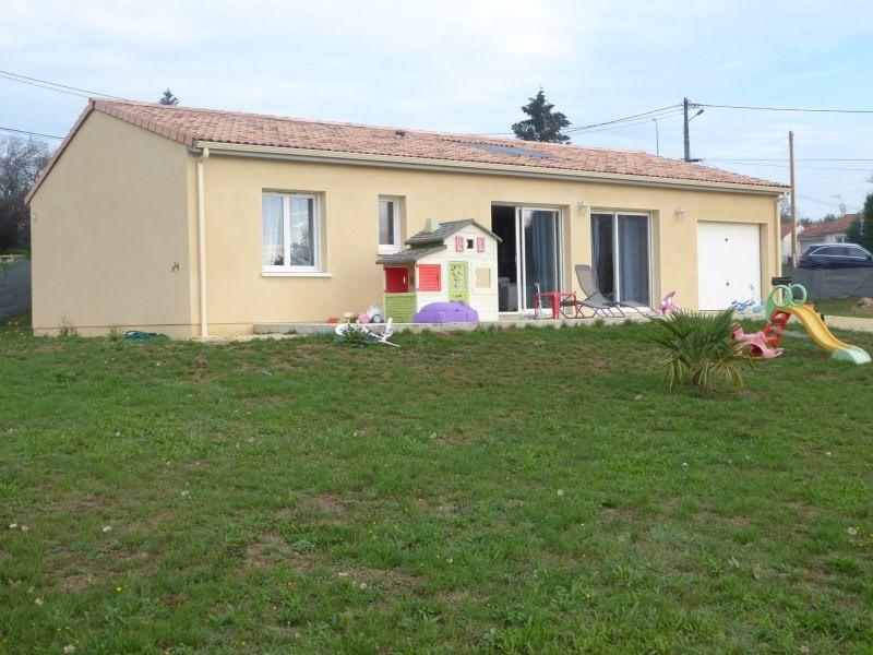Vente maison / villa Montignac 172000€ - Photo 1