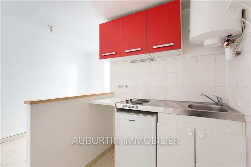 Verkoop  appartement Paris 18ème 119000€ - Foto 3