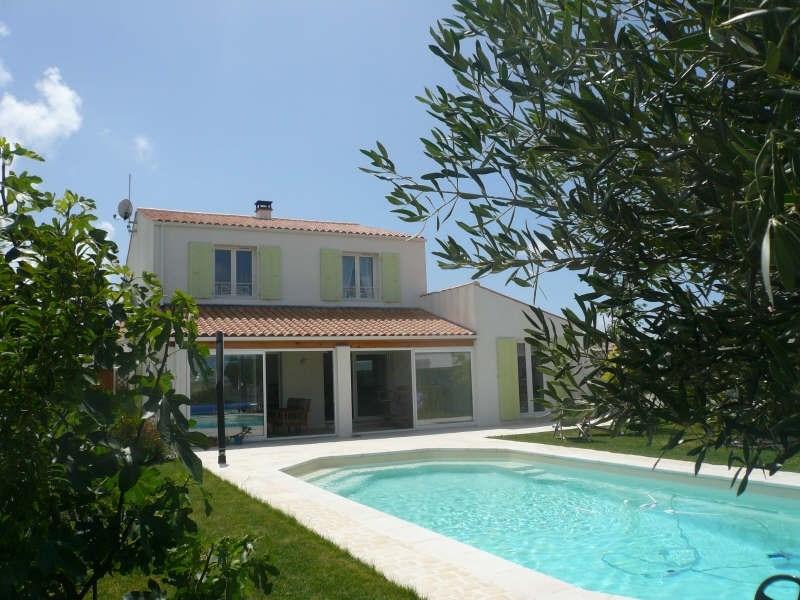 Vente maison / villa Saint pierre d'oleron 422000€ - Photo 1