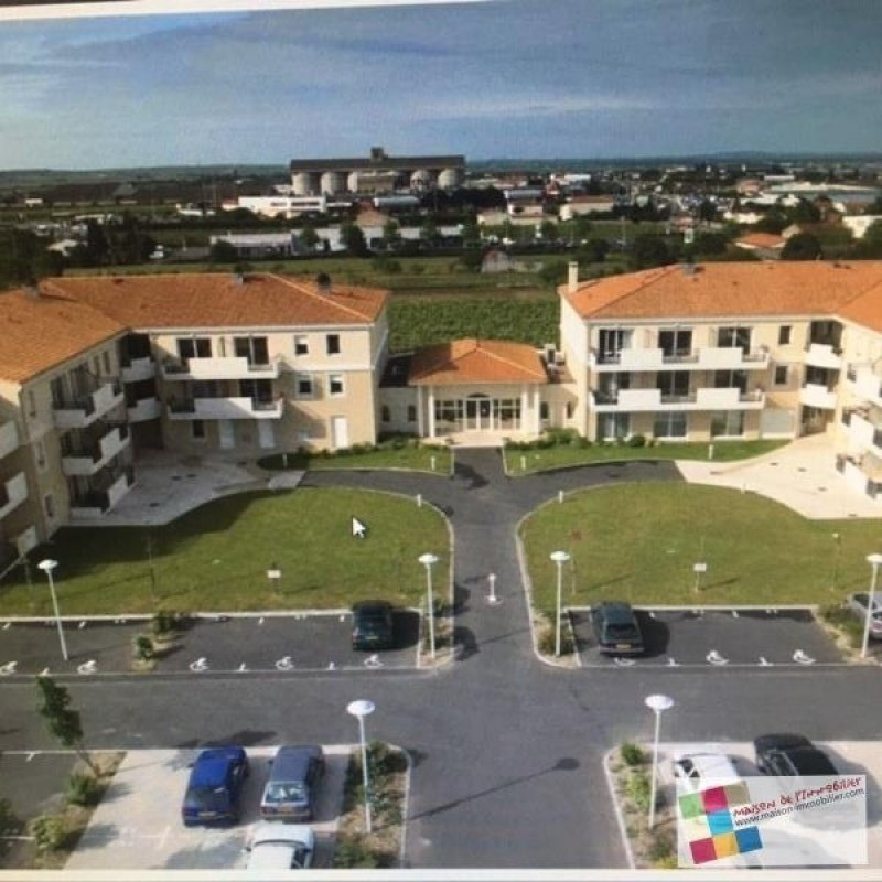 Vente appartement Chateaubernard 68 138€ - Photo 1