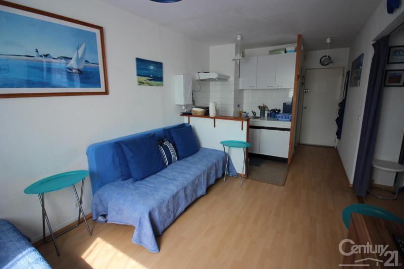 Verkoop  appartement Deauville 115000€ - Foto 3