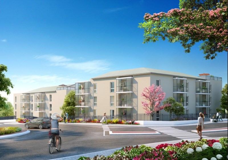 Vente appartement Neuville sur saone 273000€ - Photo 5