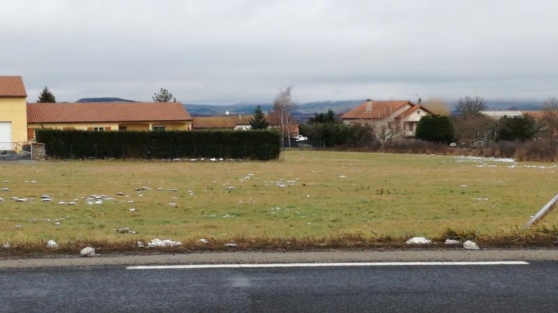 Vente terrain Chaspuzac 46200€ - Photo 3