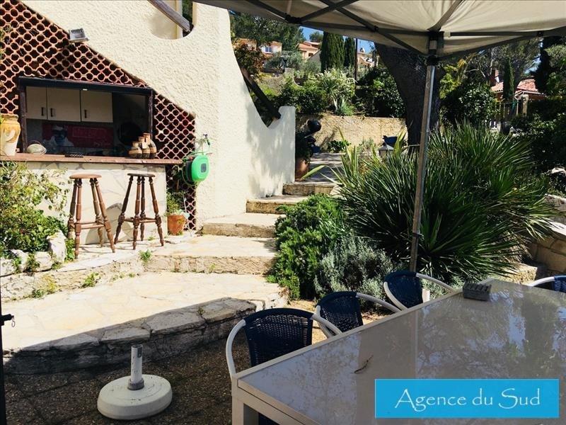 Vente maison / villa Carnoux en provence 550000€ - Photo 5