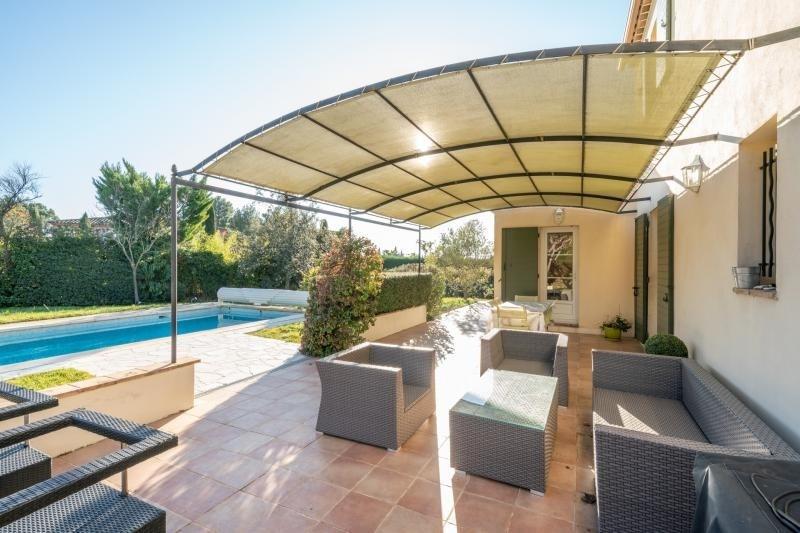 Vente maison / villa Eguilles 965000€ - Photo 3