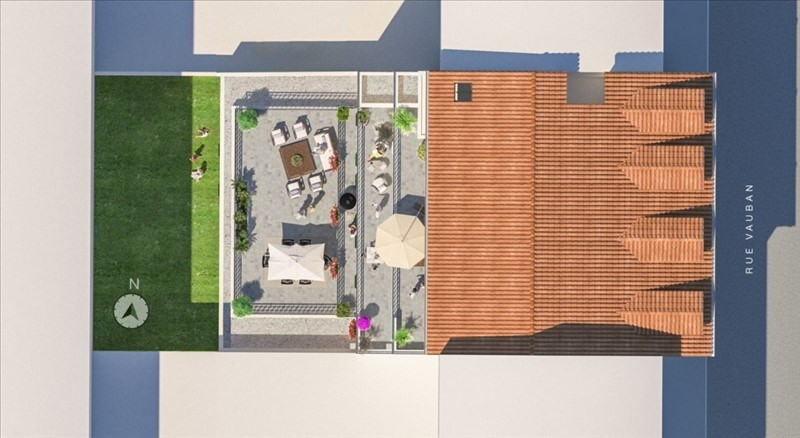 Deluxe sale apartment St jean de luz 790000€ - Picture 1
