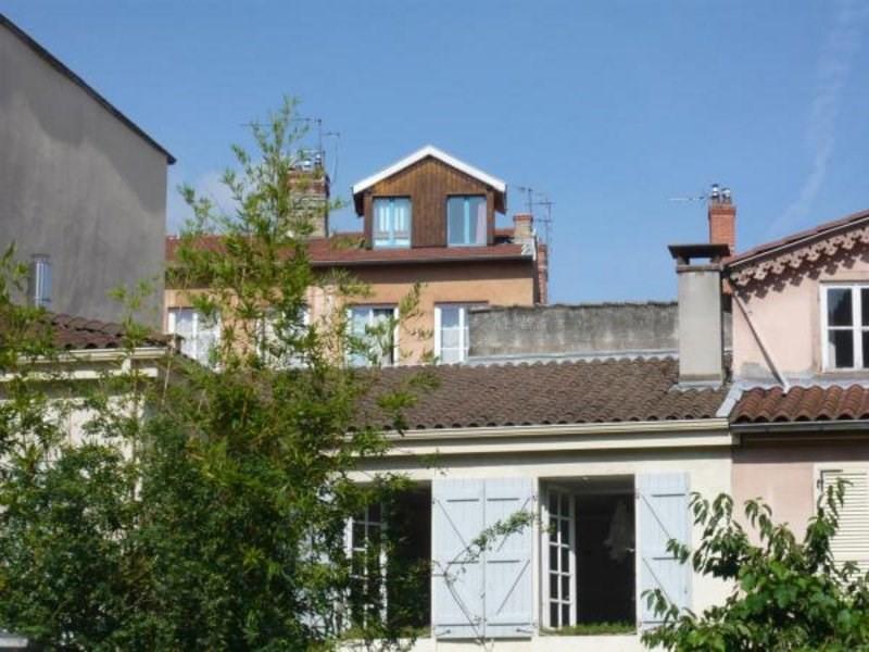 Locação apartamento Lyon 4ème 510€ CC - Fotografia 3