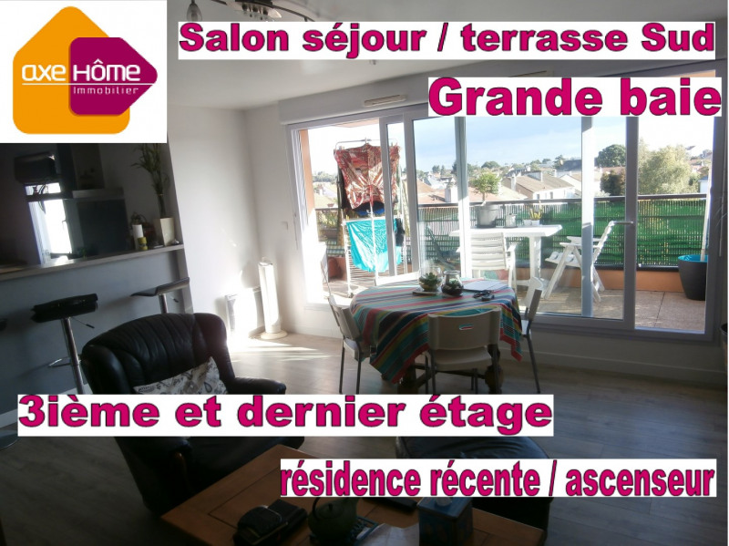 Vente appartement Nantes 229 000€ - Photo 1