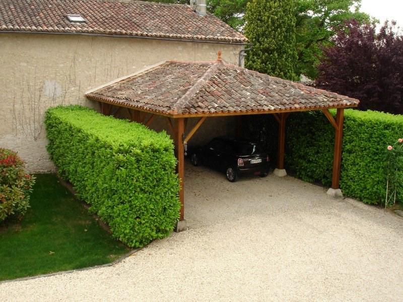 Deluxe sale house / villa Sud cognac 640500€ - Picture 10