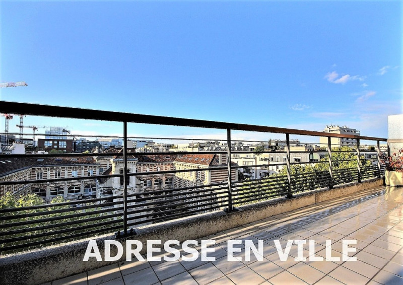 Deluxe sale apartment Levallois perret 1 195 000€ - Picture 1
