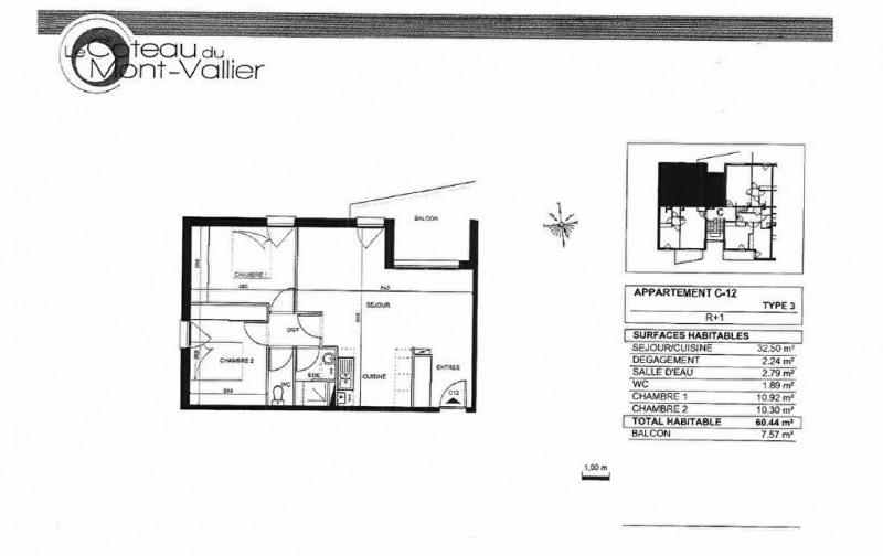 Location appartement Colomiers 659€ CC - Photo 9