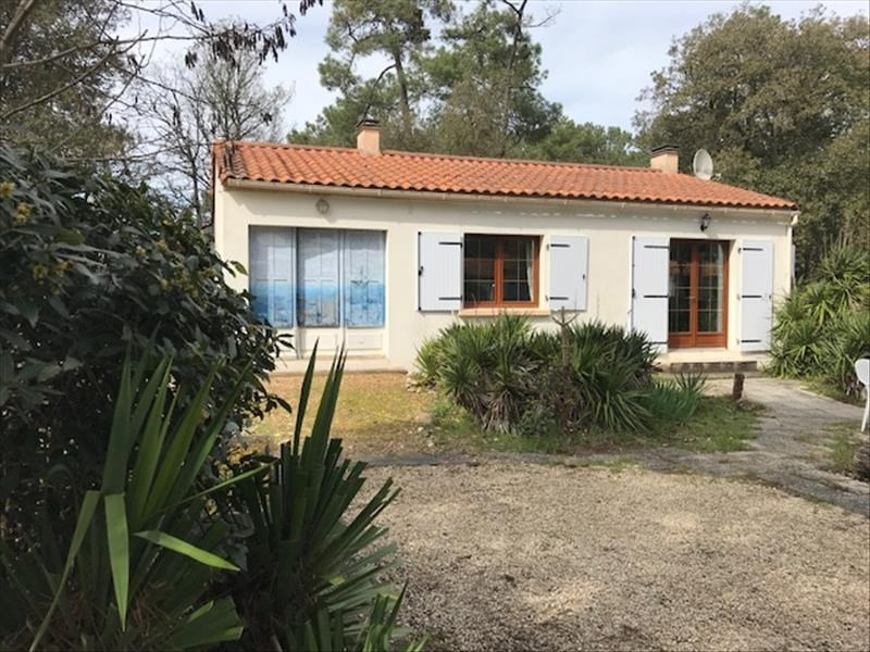 Sale house / villa Longeville sur mer 194900€ - Picture 1