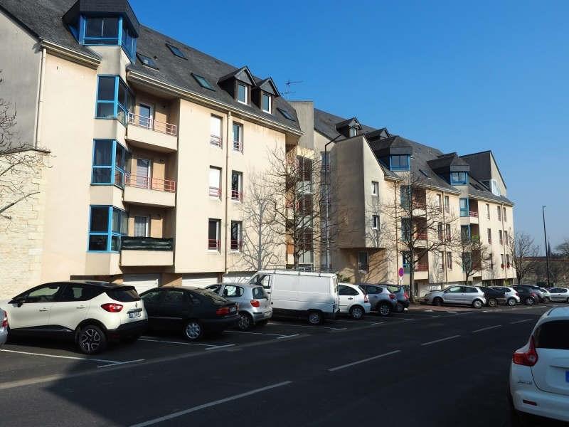 Vente appartement Caen 137000€ - Photo 1
