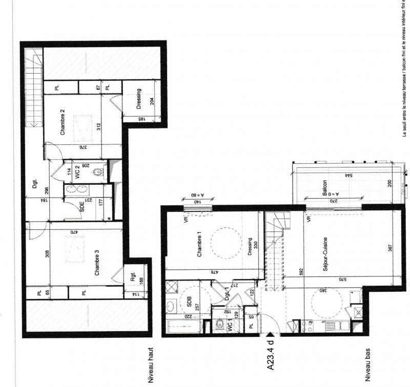 Vendita appartamento Bonneville 239000€ - Fotografia 2