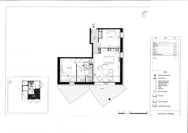 Vente appartement Rennes 252000€ - Photo 6