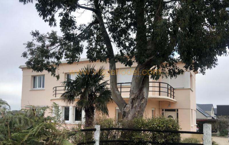 Vendita nell' vitalizio di vita casa Granville 440000€ - Fotografia 1