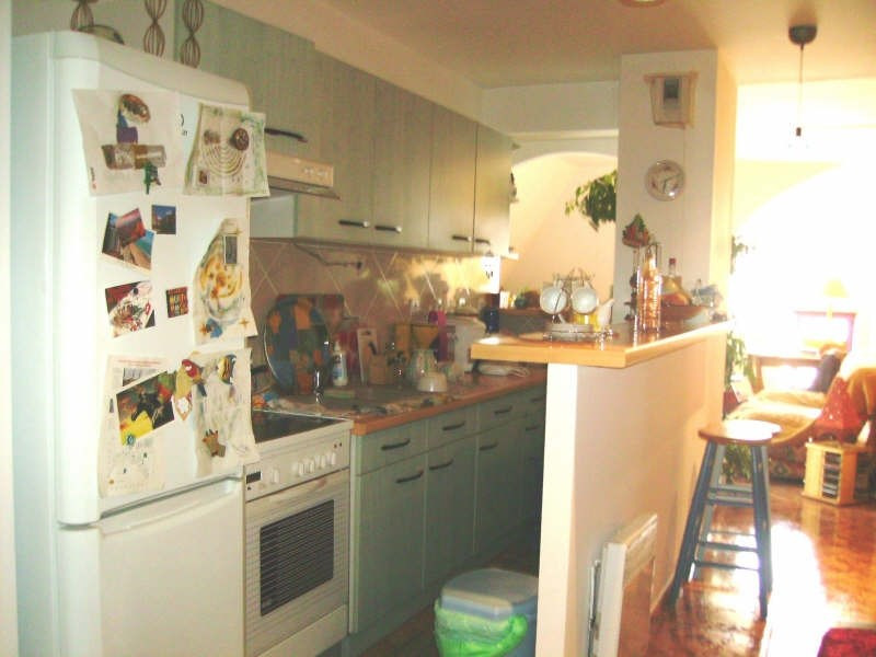 Sale apartment La chapelle en serval 140 000€ - Picture 3