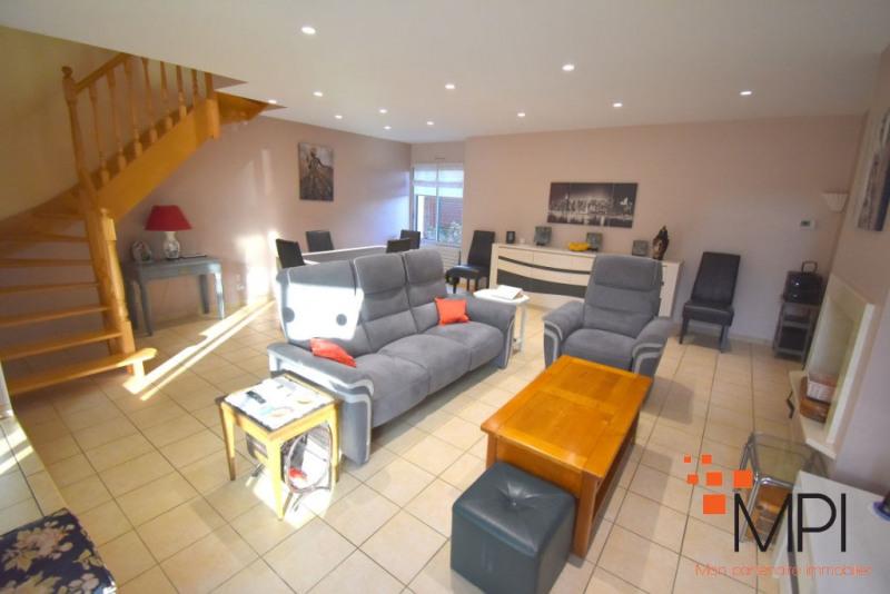 Sale house / villa Mordelles 285725€ - Picture 3